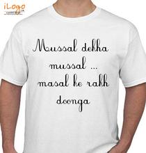 Filmy Style masal T-Shirt