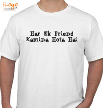 Filmy Style friend T-Shirt