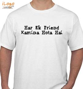 friend - T-Shirt