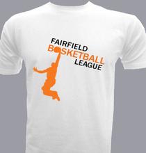 Basketball FAIRFIELD T-Shirt