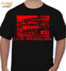 Bhubaneswar - T-Shirt