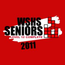 WSHS-Seniors-Tetris- T-Shirt