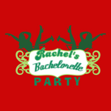 Bachelorette Party Bachelorette-and-Party- T-Shirt