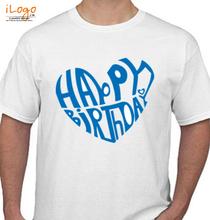 birthday-heart T-Shirt