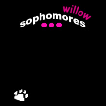 willow-sophomores- T-Shirt