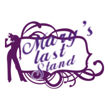 Bachelorette Party Marys-Last-Stand- T-Shirt