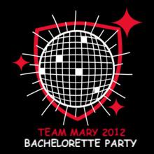Bachelorette Party BACHELORETTE-PARTY- T-Shirt