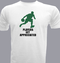 Basketball APPRECIATED T-Shirt
