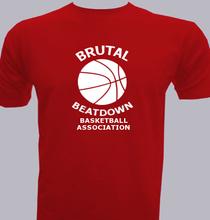 Basketball BRUTAL T-Shirt