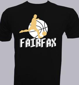 Fairfax All Stars - T-Shirt