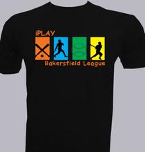 Bakersfield-League T-Shirt