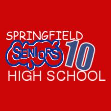 springfield-high-AND-seniors- T-Shirt