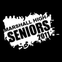 Marshall-High-Seniors- T-Shirt