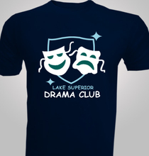 Drama Superior-Drama-Club- T-Shirt