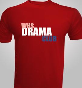 Drama- - T-Shirt