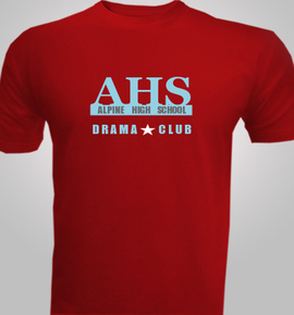 AHS-Drama-Club- - T-Shirt