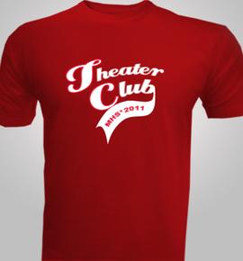 MHS Theatre Club  - T-Shirt