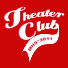 Drama MHS-Theatre-Club- T-Shirt