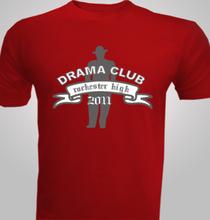 Drama Rochester-High-Drama- T-Shirt