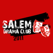 Drama Salem-Drama-Club- T-Shirt