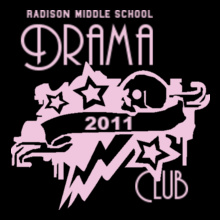 Drama radison-middle-school T-Shirt