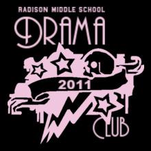 Drama radison-middle-school T-Shirt