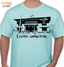 Gangtok T-Shirts