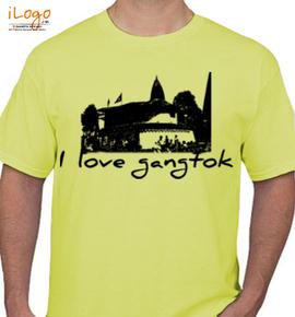 Gangtok - T-Shirt