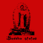 Budhha-Statue-Dehradun