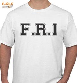 dehradun FRI - T-Shirt