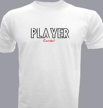 Basketball Cert-and-Player T-Shirt