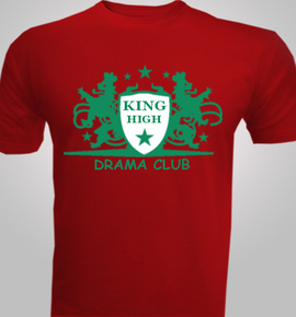 KHS Drama Club  - T-Shirt