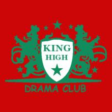Drama KHS-Drama-Club- T-Shirt